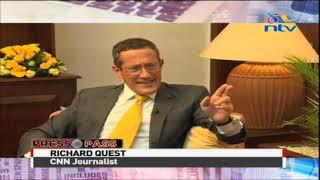 Press Pass: Richard Quest - Why 'Africa Rising' is still a facade