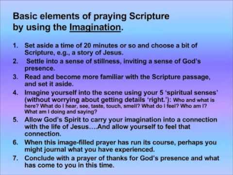 Teach Us To Pray: Praying the Scriptures Webinar
