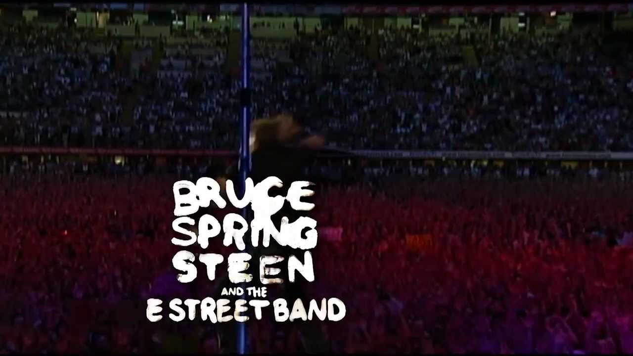 Bruce Springsteen Wrecking Ball Tour - YouTube