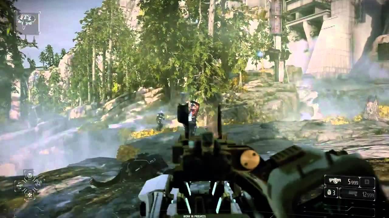 Wallpaper Killzone Shadow Fall Killzone 4 E3 2013 Trailer Hd Offical Trailer Gameplay
