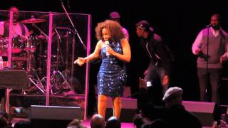 "Stephanie Mills ""Never Knew Love Like This Before"" Live at The Howard Theatre"""