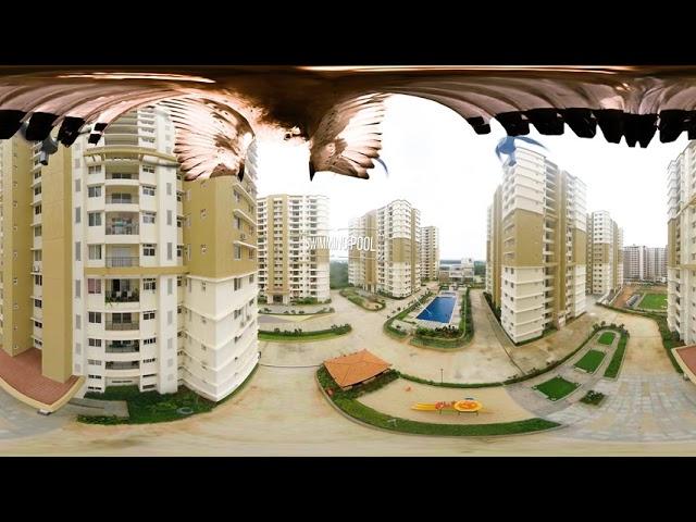 Prestige Royale Gardens | 360° Virtual Reality (VR) View |1/2/3 BHK Apartments in Yelahanka