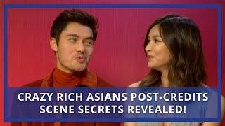 Crazy Rich Asians Post-Credits Scene | Cast Weigh In & Talk Sequels