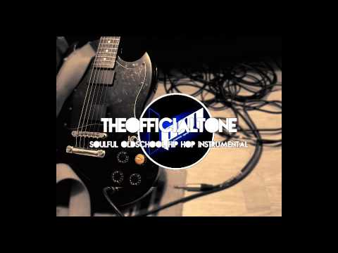 TheOfficialTone - Soulful OldSchool Hip Hop Instrumental