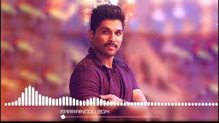 Sarrainodu Bgm Best Ringtone With Download Link   SuperHit   R M TUBE CLICK YOUTUBE RINGTUNES😍