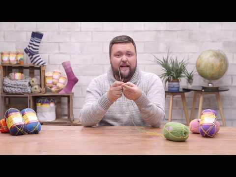 Anleitungsvideo - REGIA PAIRFECT Socken stricken mit Lutz von maleknitting