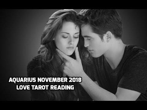 aquarius 2019 november love tarot reading