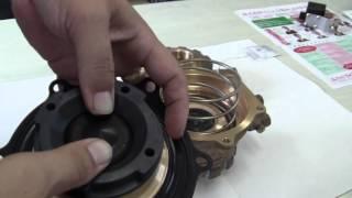 第一逆止弁(減圧式逆流防止器BX型・CX型)