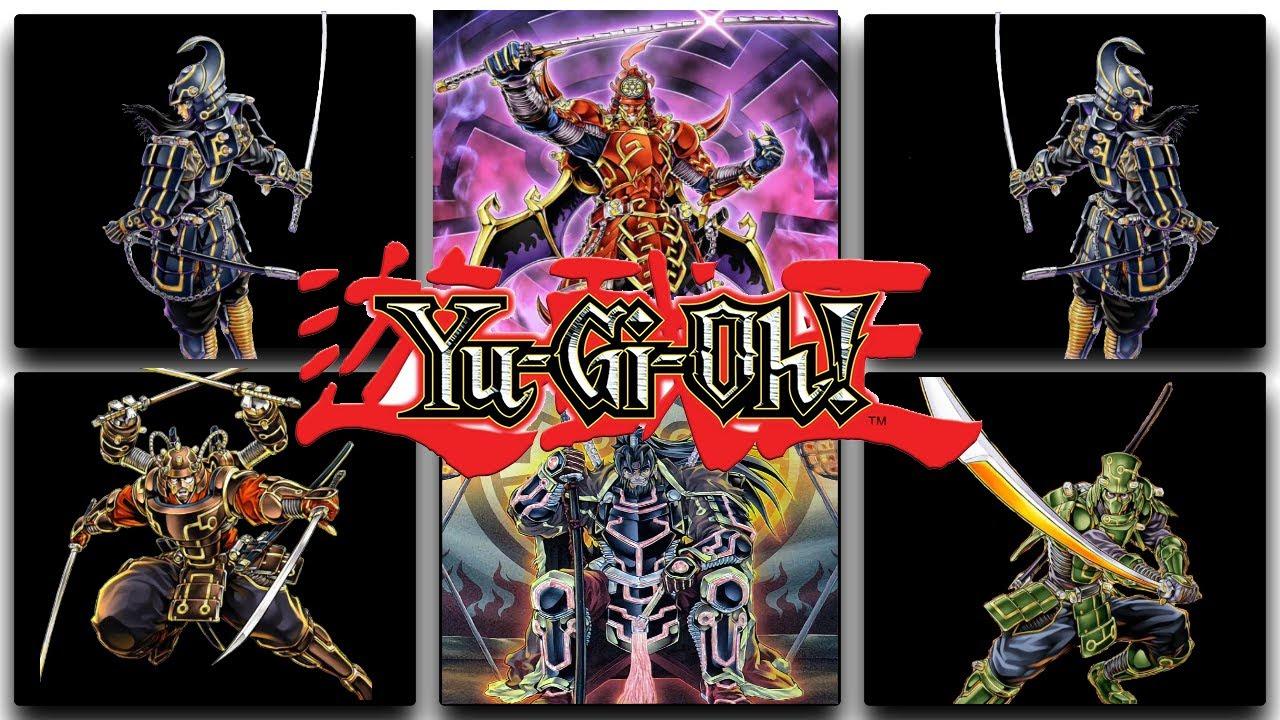 Yu-Gi-Oh! Six Samurai ¡Análisis e Historia!