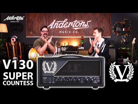 Victory Super Countess - The Most Versatile Victory Amp Ever!