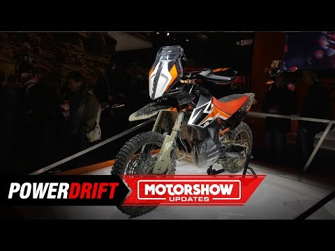KTM  Adventure R : Ready for Mad Max : PowerDrift