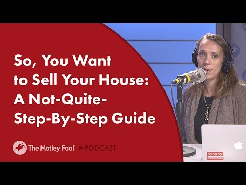 So, You Want to Sell Your House: A Not-Quite-Step-By-Step Guide