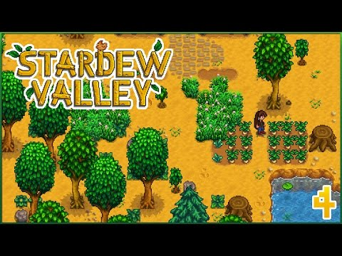 The Spring Onions of Friendship! || Stardew Valley - Episode #4