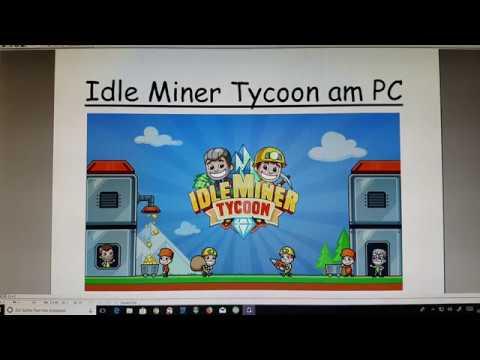 Idle Miner Tycoon Pc