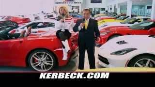 Kerbeck Corvette Commercial
