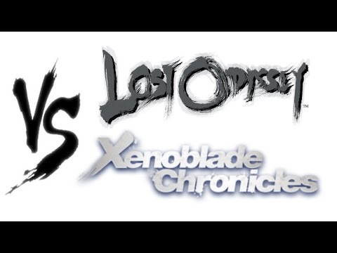 EL COLISEO DE LOS RPGs - Lost Odyssey VS Xenoblade Chronicles - VOTA TU FAVORITO - Ep: 3