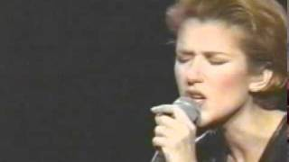 CELINE DION - Calling You - Live à Paris