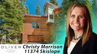 Truckee Real Estate Agent: Christy Morrison - Home Tour