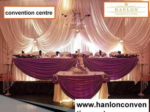 hanlon convention centre in canada