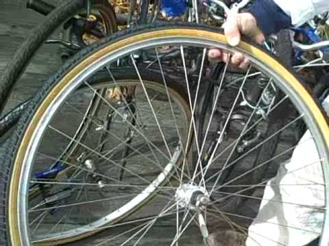Bike Tire Guide 700c X Hybrid Cross Bikemanforu Tutorial