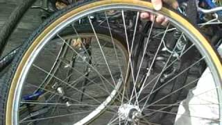 Bike Tire Guide - 700c x Hybrid / Cross - BikemanforU Tutorial