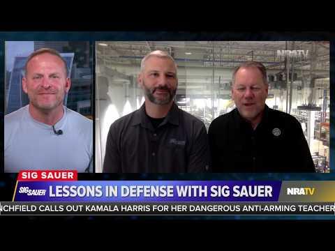 Sig Sauer Defensive Encounters: Gun Store Holdup