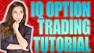 IQ OPTION TRADING - IQ OPTION STRATEGY. BINARY OPTIONS TRADING (TRADING TUTORIAL)