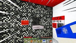NON PREMERE QUESTO BOTTONE   Minecraft SCP 914