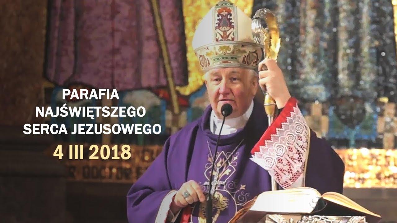Bp R. Kamiński: Przepis na zbawienie (4 III 2018 r.)
