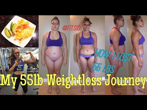 How I Lost 55 pounds As A Teenager! // My Weight-loss Journey // @fit.sid