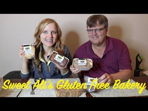 Sweet Ali's Gluten Free Bakery Review || Knead No Gluten