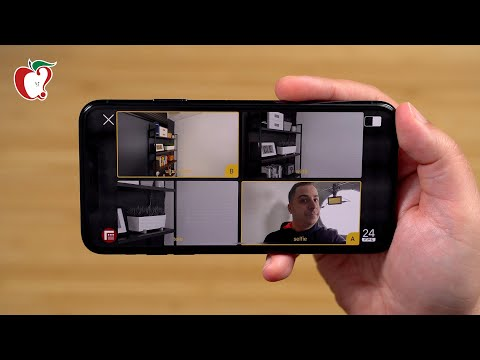 Record IPhone Video Using Multiple Cameras With FilMiC DoubleTake