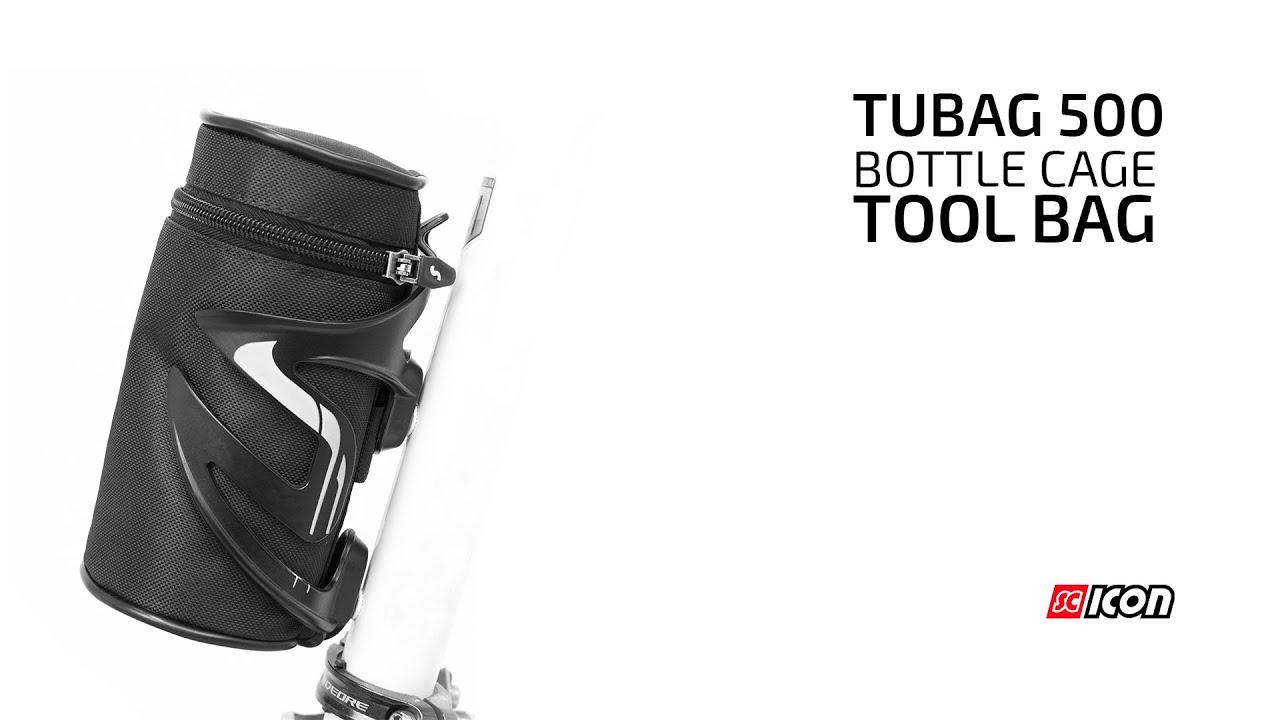 Bottle Cage Bag Sci Con Tubag 500