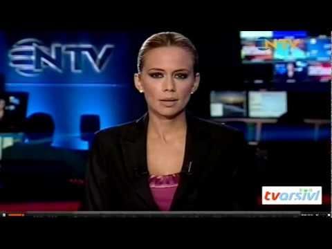 SKANDAL- NTV Spikeri Nur Tuğba Algül şehit haberini sunduktan sonra şarkı söylüy