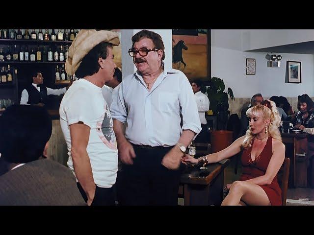 La Cantina (Rafael Inclán y Alfonso Zayas)   Cine Mexicano