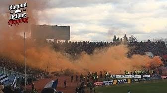 Levski Sofia 0:0 CSKA Sofia 15.02.2020 | Choreo, Pyro & Support