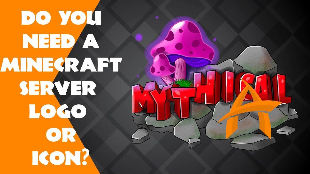 Do you need a Minecraft Server Logos or Icons?
