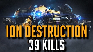 Titanfall 2 - ION DESTRUCTION | 39 Kills w/ Commentary