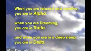How to Have Lucid Dreams with iPOD or iPHONE! (Mp3 Download)