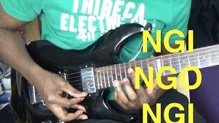 Seben Ngi Ngo Ngi - Version Olivier Kalabasi lead guitar by Dior Disque
