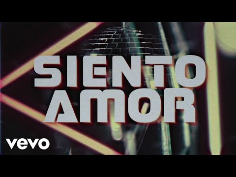 Danna Paola - Siento Amor (Lyric Video)