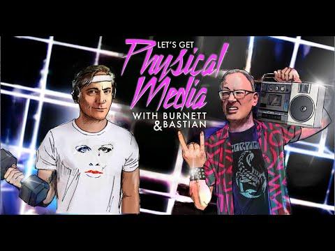 LET'S GET PHYSICAL MEDIA - Episode #002 (Week of Nov. 17th, 2020)