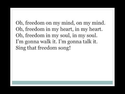 Woke Up This Morning (Freedom Song)