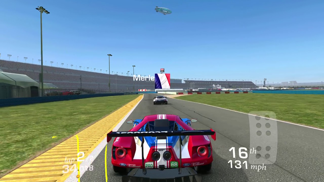 Real Racing 3 Race Day Endurance Gt 2019 Finale Ford Stage 3 Goal 1 7 28 Pr 82 4 Youtube