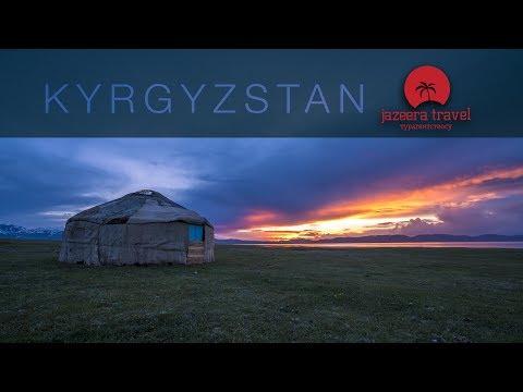 Jazeera Travel | Kyrgyzstan [4K]