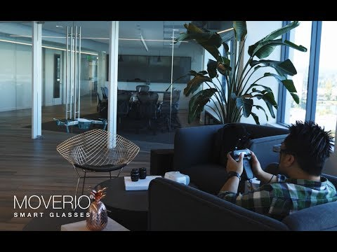 Epson Moverio – Augmented Reality Flight Simulator for DJI Drones
