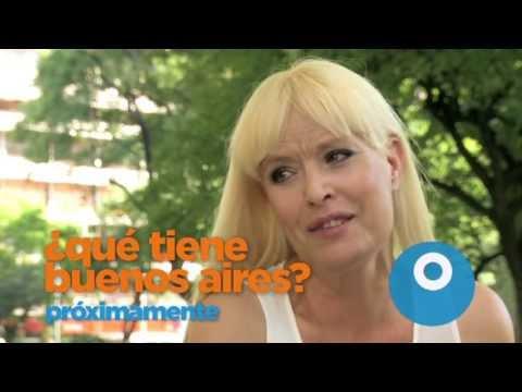 """Sofia Calamita Y Alfredo Quiros """"¿Qué Tiene Buenos Aires?"""" / Segunda Temporada Ciudad Abierta 2013"""