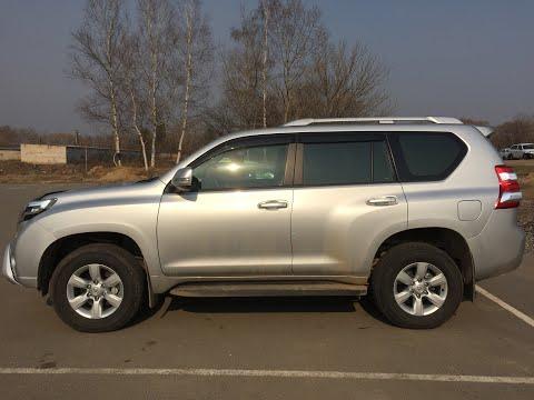 Самостоятельная замена тормозной жидкости Toyota  PRADO 150  2,7 2TR-FE
