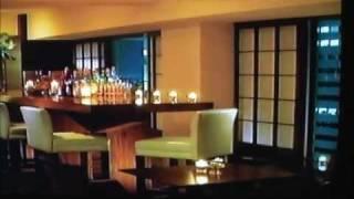 Hilton hotel in Tokyo. Japan. Broadcast.