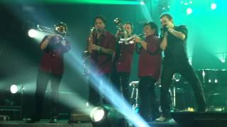 Johnny Hallyday Palais des Sports de Grenoble Toute la musique que j'aime